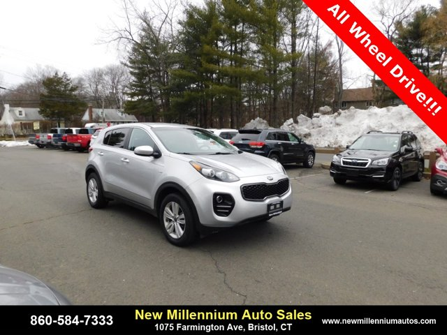 Used 2018 KIA Sportage in Bristol, CT