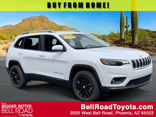 Used 2019 Jeep Cherokee in Phoenix, AZ
