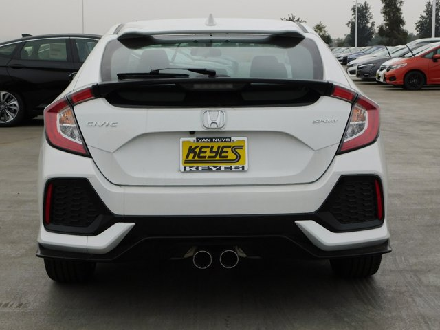 New 2018 Honda Civic Hatchback Sport Manual