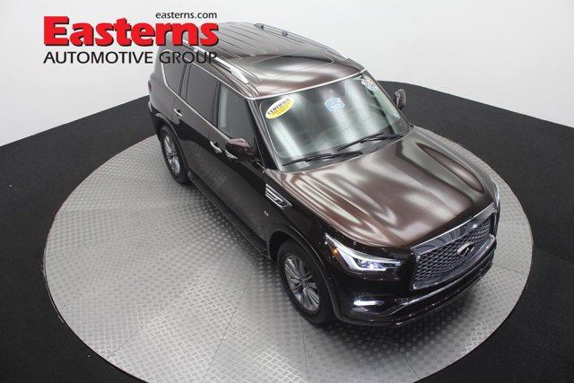 2018 INFINITI QX80 for sale 119593 2