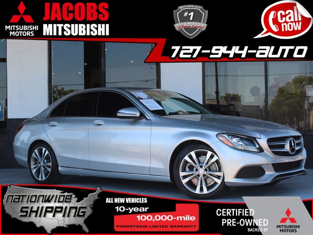 Used 2016 Mercedes-Benz C-Class in New Port Richey, FL