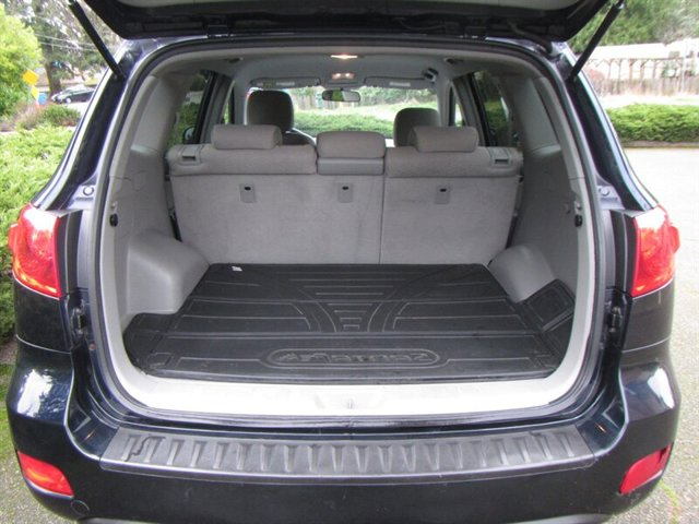 Used 2008 Hyundai Santa Fe FWD 4dr Auto GLS