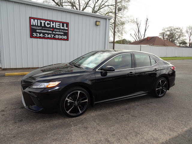 Used 2020 Toyota Camry in Dothan & Enterprise, AL