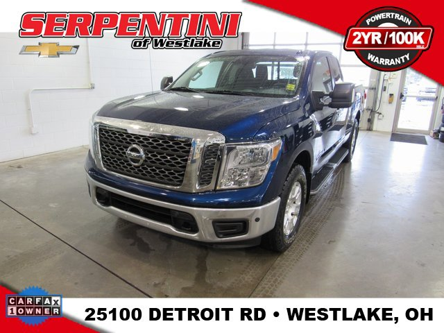 Used 2018 Nissan Titan in Cleveland, OH