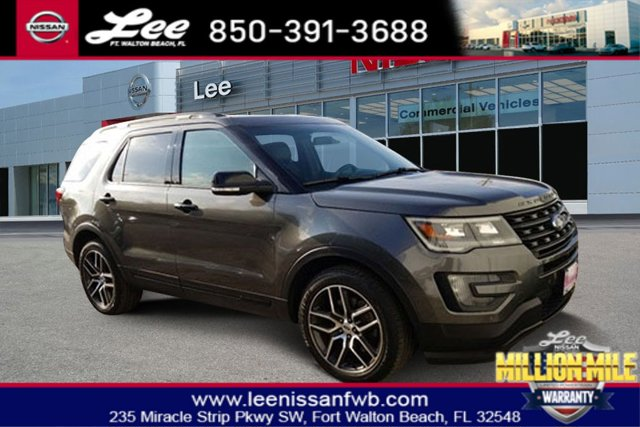Used 2016 Ford Explorer in Fort Walton Beach, FL