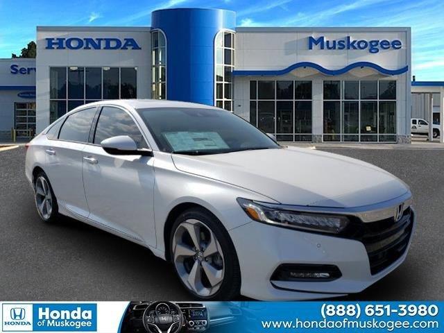 New 2020 Honda Accord Sedan in Muskogee, OK