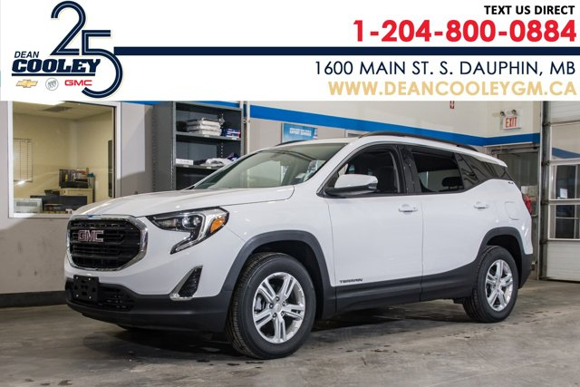 2020 GMC Terrain SLE AWD 4dr SLE Turbocharged Gas/E15 I4 1.5L/92 [2]