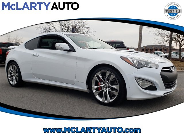 Used 2016 Hyundai Genesis Coupe in North Little Rock, AR