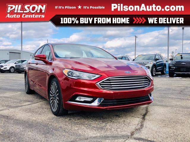 Used 2017 Ford Fusion in Mattoon, IL
