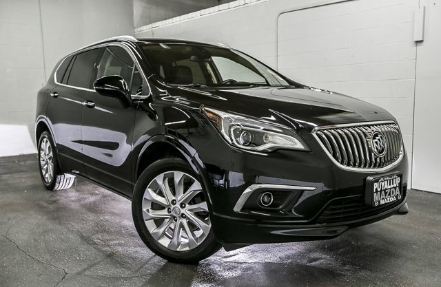 Used 2016 Buick Envision AWD 4dr Premium I