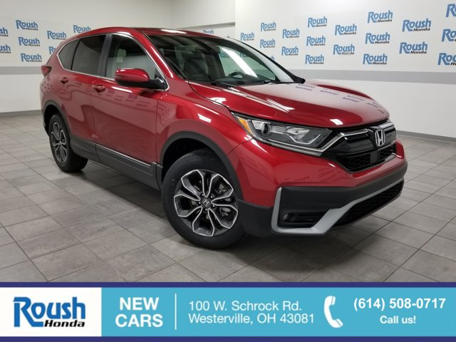 New 2020 Honda CR-V in Westerville, OH