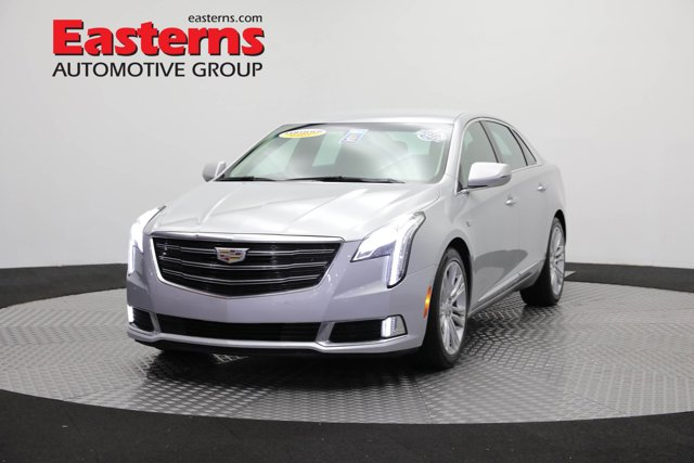 2018 Cadillac XTS Luxury Collection 4dr Car