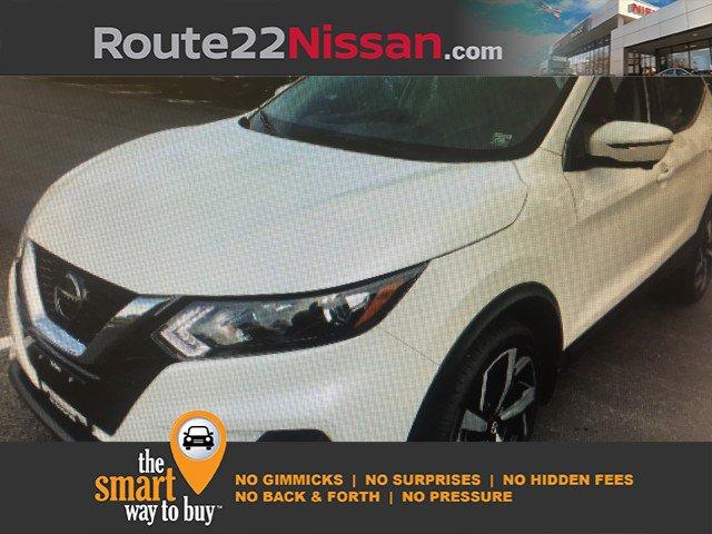 2020 Nissan Rogue Sport SL AWD SL Regular Unleaded I-4 2.0 L/122 [19]