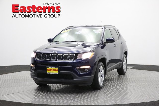 2018 Jeep Compass for sale 120027 0