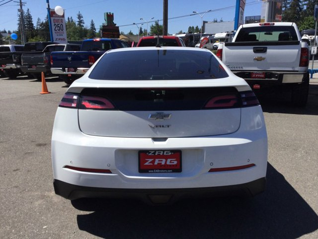 Used 2013 Chevrolet Volt 5dr HB