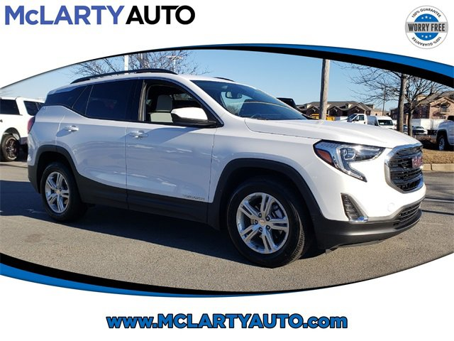 Used 2018 GMC Terrain in North Little Rock, AR
