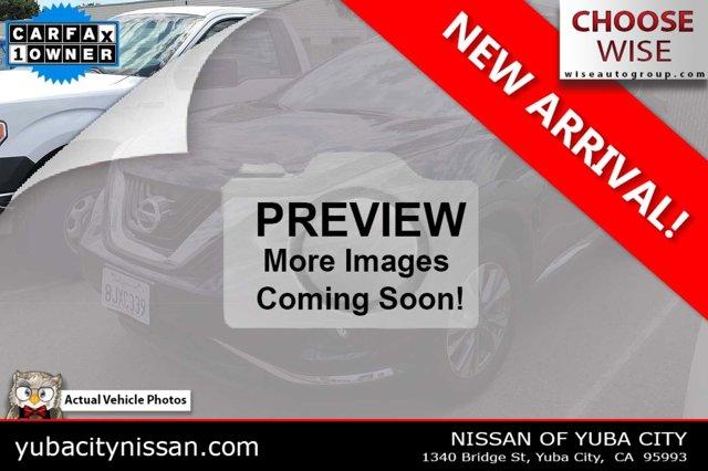 2018 Nissan Murano SL FWD SL Regular Unleaded V-6 3.5 L/213 [1]
