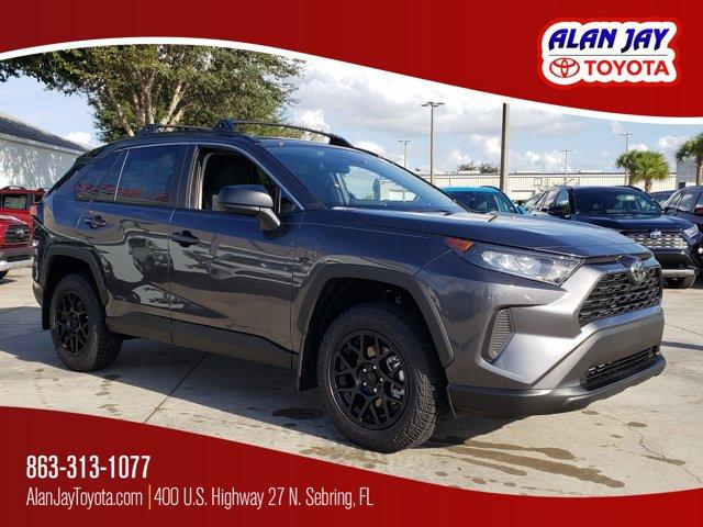 New 2020 Toyota RAV4 in Sebring, FL
