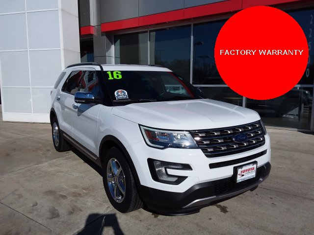 Used 2016 Ford Explorer in Lexington Park, MD