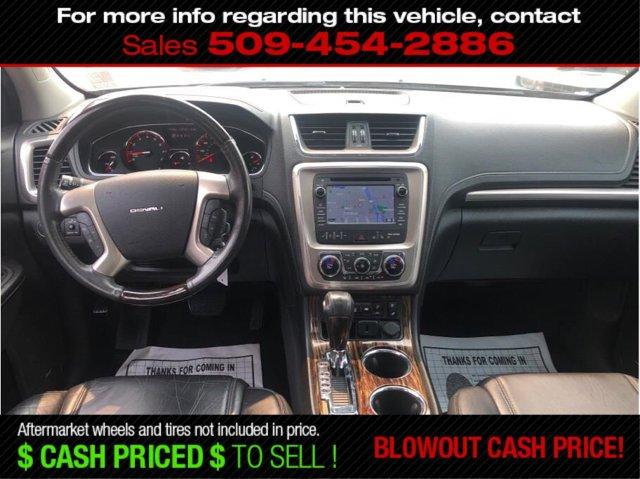Used 2015 GMC Acadia AWD 4dr Denali