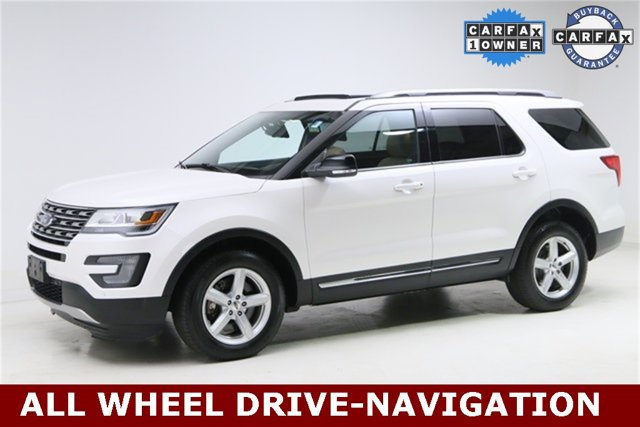 Used 2017 Ford Explorer in Cleveland, OH