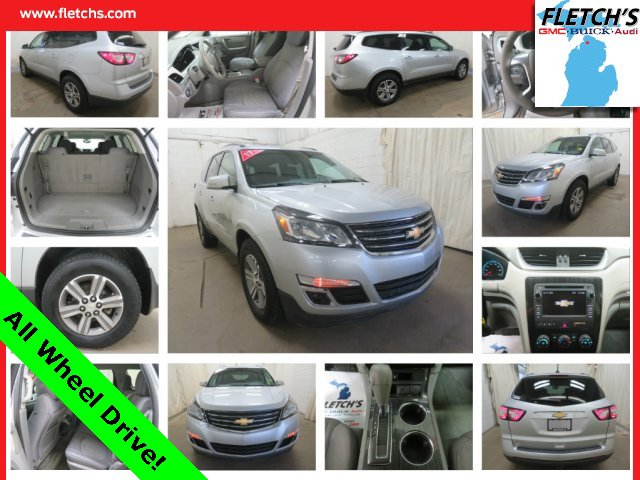 Used 2017 Chevrolet Traverse in Petoskey, MI