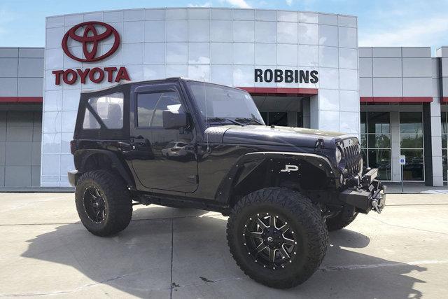 Used 2014 Jeep Wrangler in Nash, TX