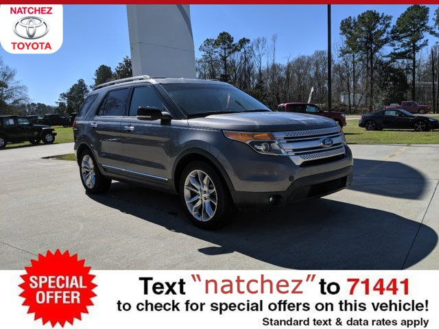 Used 2011 Ford Explorer in Natchez, MS