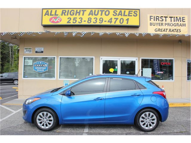 Used 2017 Hyundai Elantra GT in Federal Way, WA