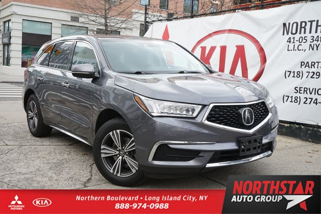 Used 2017 Acura MDX in Long Island City, NY