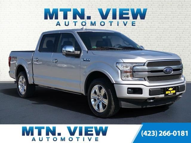 Used 2018 Ford F-150 in Chattanooga, TN