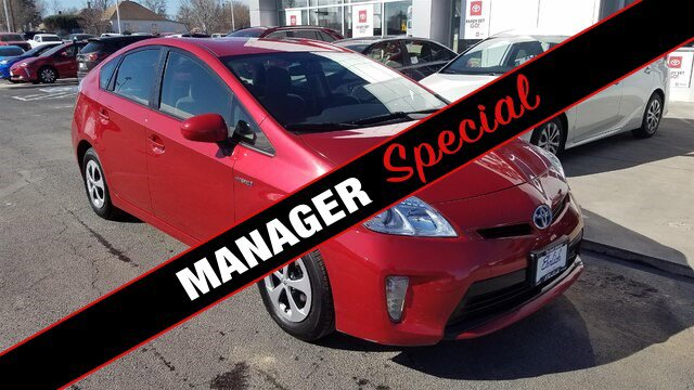 Used 2015 Toyota Prius in Greeley, CO
