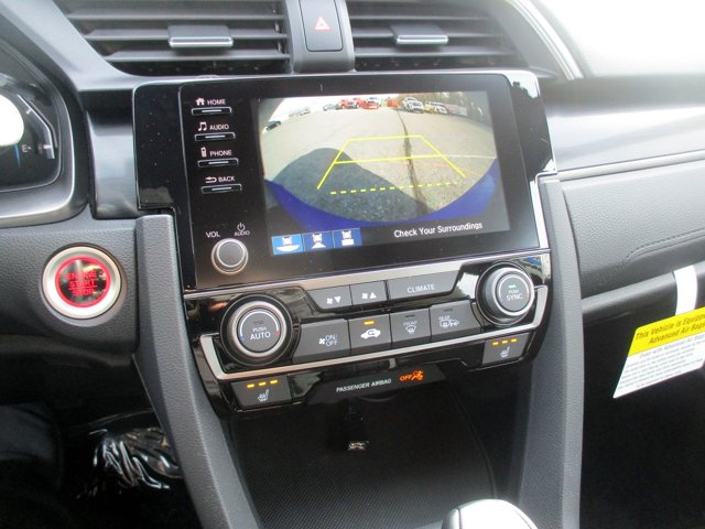 2020 Honda Civic Hatchback EX CVT