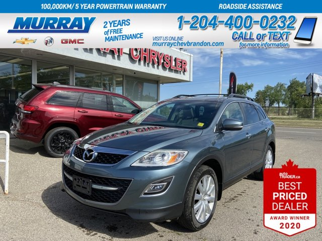 2010 Mazda CX-9 *GT AWD*Full Sunroof*Heated Leather Trimmed Seats*  Gas V6 3.7L/227.4 [0]