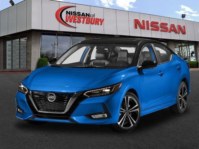 2020 Nissan Sentra SR SR CVT Regular Unleaded I-4 2.0 L/122 [0]
