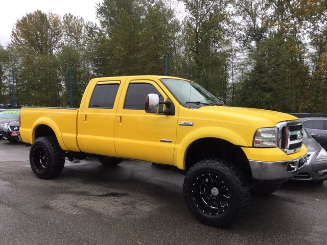 Used 2006 Ford Super Duty F-350 SRW Crew Cab 156 Amarillo 4WD