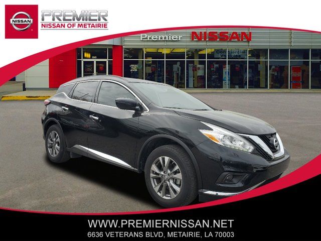 Used 2017 Nissan Murano in Metairie, LA