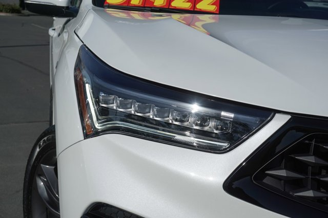 Used 2021 Acura RDX SH-AWD w-A-Spec Package
