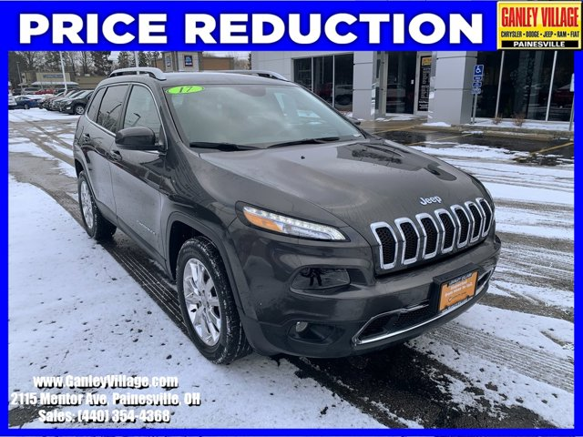 Used 2017 Jeep Cherokee in Cleveland, OH