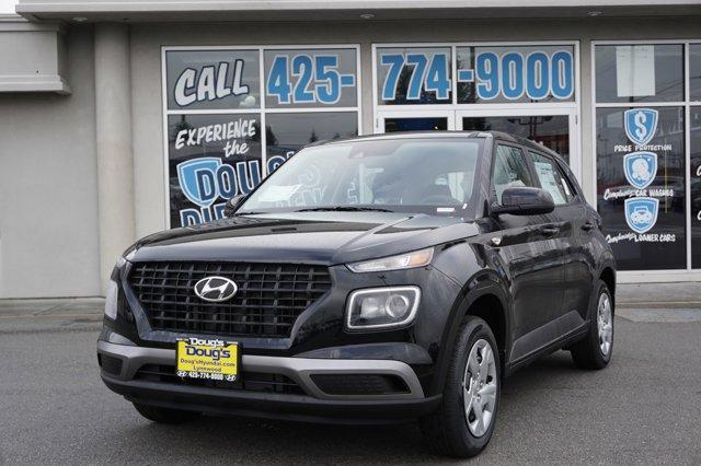 New 2020 Hyundai Venue in Lynnwood Seattle Kirkland Everett, WA