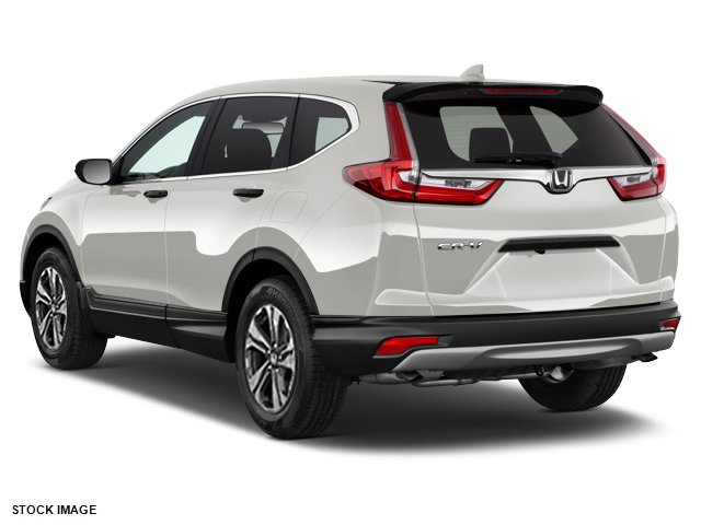 New 2017 Honda CR-V LX 2WD