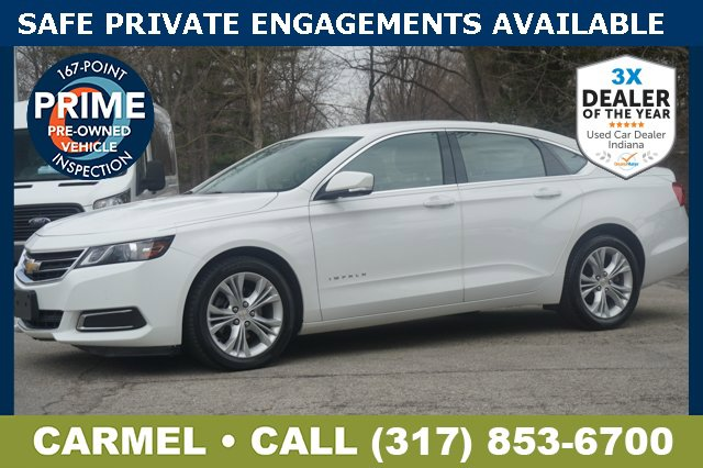 Used 2014 Chevrolet Impala in Indianapolis, IN