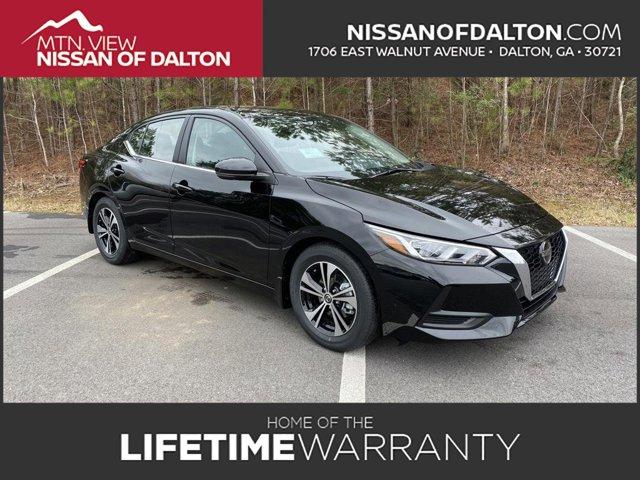 New 2020 Nissan Sentra in Dalton, GA