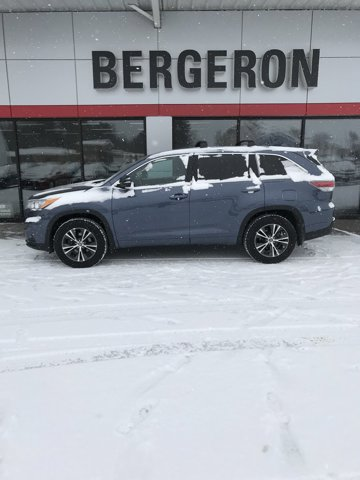 Used 2016 Toyota Highlander in Iron Mountain, MI