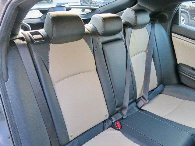Used 2018 Honda Civic Hatchback Sport Touring CVT