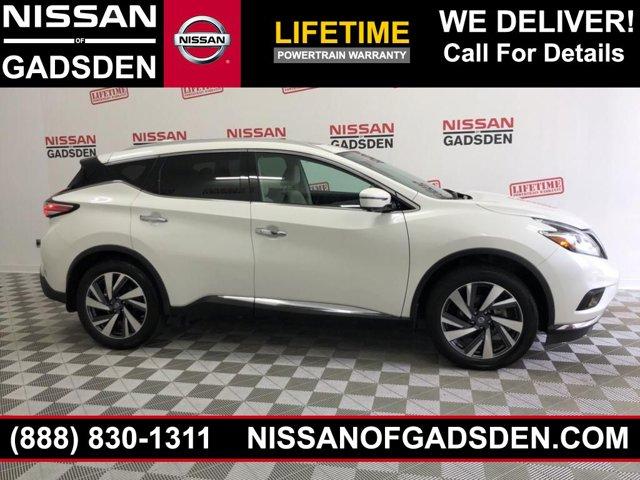 Used 2018 Nissan Murano in Gadsden, AL
