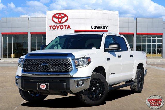 New 2020 Toyota Tundra in Dallas, TX