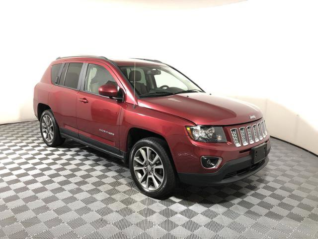 Used 2017 Jeep Compass in Greenwood, IN