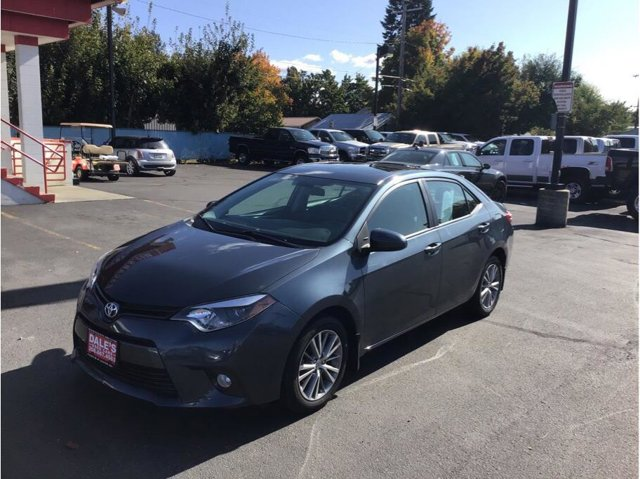 Used 2015 Toyota Corolla Leather loaded