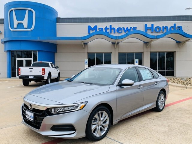 New 2020 Honda Accord Sedan in Paris, TX